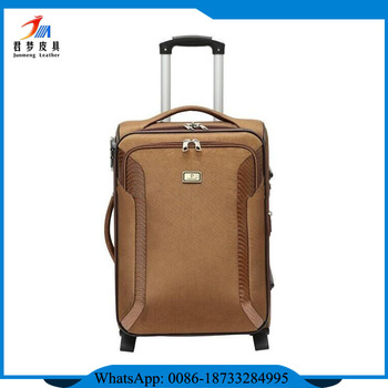 High quality waterproof factory price vip strolley suitcase