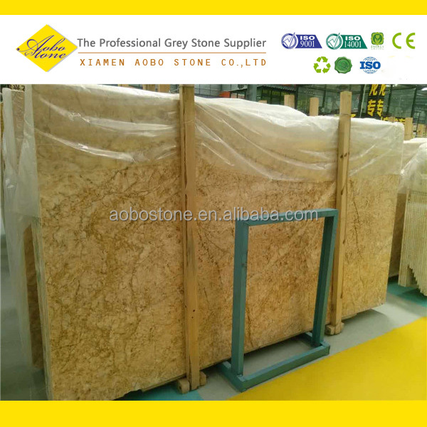 Discount price Italian Gold granite big slab