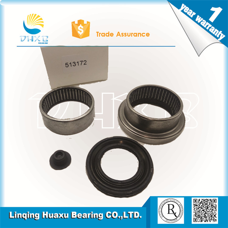 mounting rear wheel axle beam needle roller bearing 513172 5131A6 repair kit for peugeot 206
