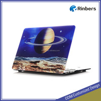 Painted Galaxy Stardust Hard Cover Case for Apple Macbook 13 inch with Retina Display Sample Supply 4 Design