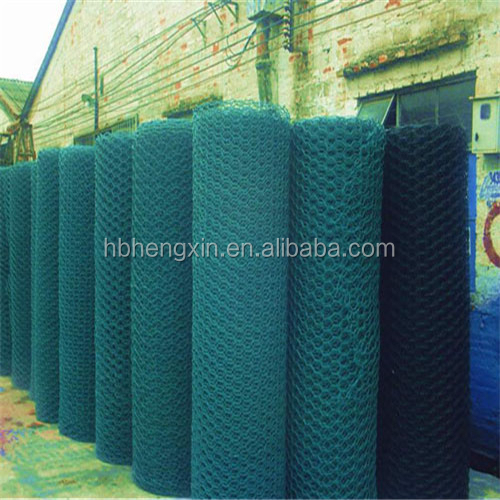 "Hot Sale!!PVC/galvanized 1"" 1/2"" 3/4"" hexagonal wire mesh/insulution mesh chicken wire (anping factory)"