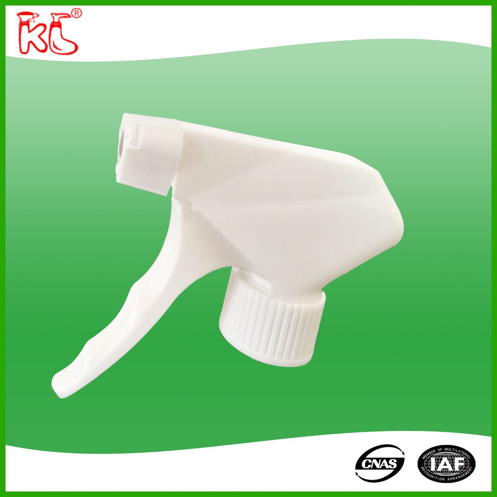 2016 hot sale cleaning plastic foam trigger spray 28/400, 25/410, 28/415