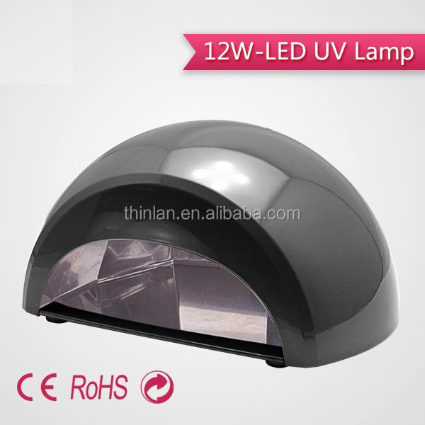 China Nails products 2016 Best Selling 12 watt led nail lamp led gel polish 12w mini led nail ultra violet led lamp nail oem odm