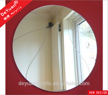 Wall stickers home decor / acrylic mirror home decorating