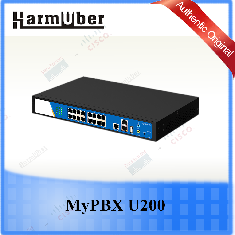 Supports PSTN, ISDN BRI Lines, GSM/CDMA/UMTS Networks and VoIP IP PBX