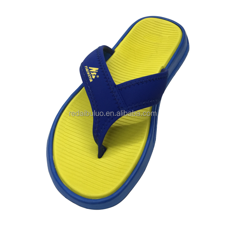 2018 Autumn Summer Spring Season flip flop men thong slippers shoes