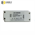 power supply 6w-20w 18-27v output constant current flick free led driver transformer for downlight with CE ROHS certification