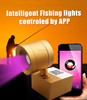 Smart Fishing LED Lights by Bluetooth Control