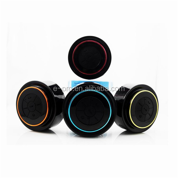 2014 best quality outdoor waterproof speaker with handsfree for answering calls and IPX7,super bass made in Shenzhen