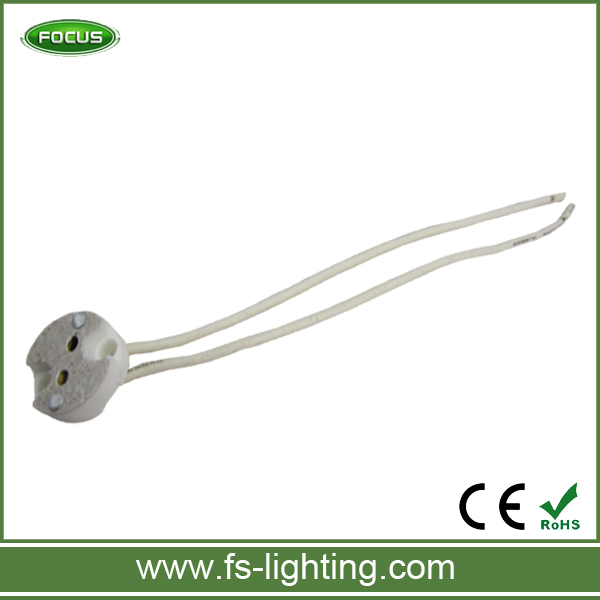Mr16/GU5.3 Lamp Holder with Power Cable