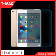 T-max high transparency 2.5D automatic adsorption mobile phone product best privacy tempered glass screen guard For iPad mini4