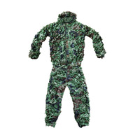 Professional Grade Sniper Simulation Camouflauge Ghillie Suit for hunting