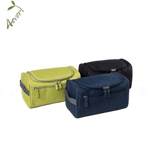 Mens Toiletry Organizer Wash Bag Hanging Dopp Kit Travel Cosmetic Bag for Bathroom Shower