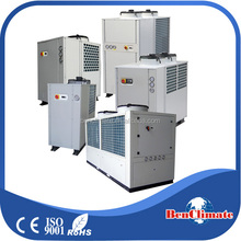 Digital scroll advanced water chiller system