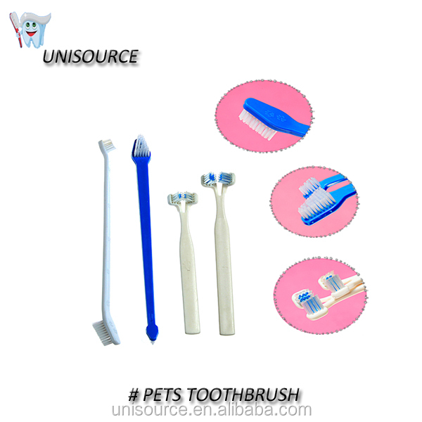 Double Sided Dog Toothbrush