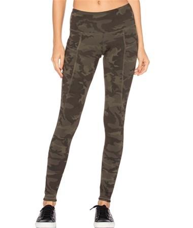 Best sale wholesale camouflage print sublimation woman yoga pants