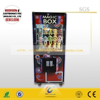 best price toy crane machine for entertainment arcade coin operated vending machine