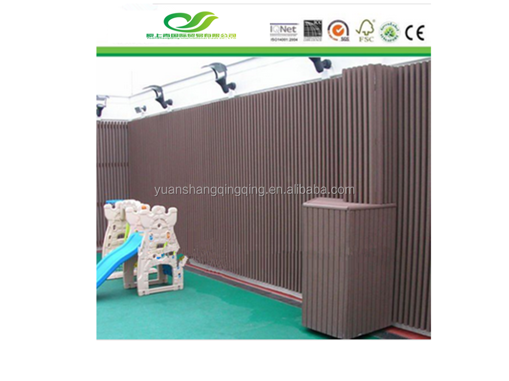Exterior WPC Wall Cladding Board