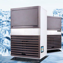 2016 Hot sale ice maker/ ice cube maker/ ice making machine for making ice cube with imported compressor and stainless steel she