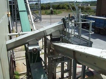 Cement Screw Conveyor