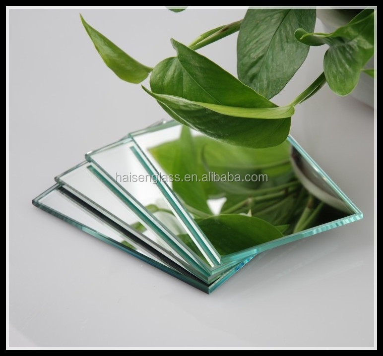 Hot sell Large Size 2mm cut mirror