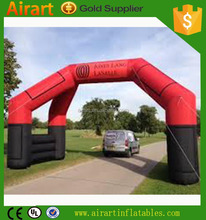 Outdoor cheap wedding, christmas decoration inflatable entrance arch