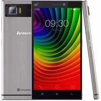 Original Lenovo VIBE Z2, 5.5 inch IPS Screen 4G Android 4.4 Smart Phone, Qualcomm Snapdragon410 Quad Core 1.2GHz, RAM: 2GB, ROM: