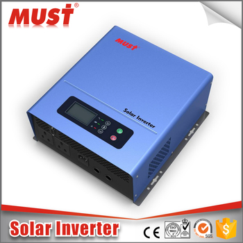 must pv2000pro Low Frequency Off-grid Pure Sine Wave 1000W Solar Inverter