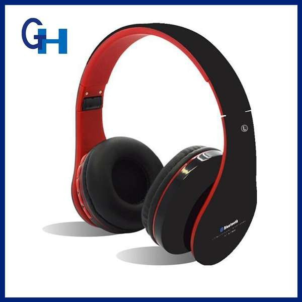 dropship from china earmuff bluetooth headphone for iphone, Samsung, HTC, LG and Smartphones