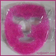 Cold Ice gel Beads Led Facial Eye Mask For Beauty