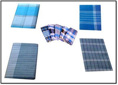 Yarn Dyed Cotton Lungi