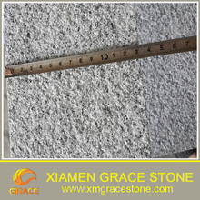 Chinese Cheap flamed White Granite outdoor tiles G602 cut to size