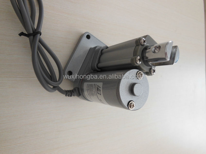 Elektrisk linear aktuator&linear actuator&Silvery white Small Electric Linear Pistons