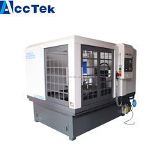 Complete Closed Structure Small CNC Milling Machine 6060