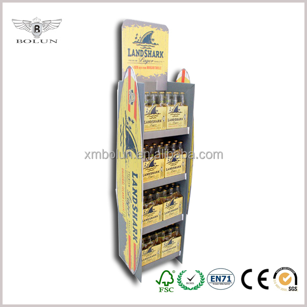 China supplier custom display floor stand