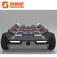 8 Inch 2 wheel self balancing two wheeler electric scooter
