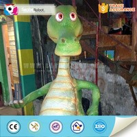 Customized dinosaur cartoon model