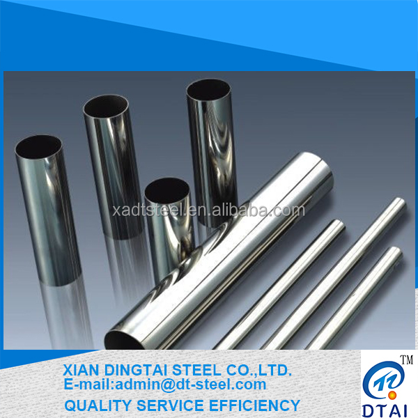 ksd 304 301 stainless steel mini pipes