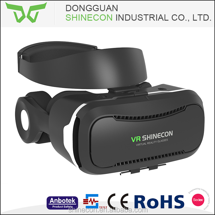 2017 hot new products 3d vr glasses virtual reality sex 3d vr box