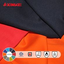 cotton wholesale used fire retardant clothing