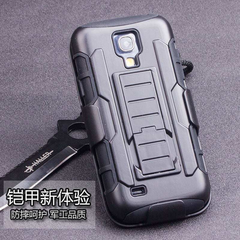 New arrival shockproof table cover case with stand for Sansung S4 mini