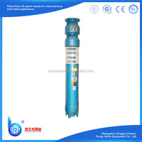 2015 hot sale ash pipe well Submersible water Pump
