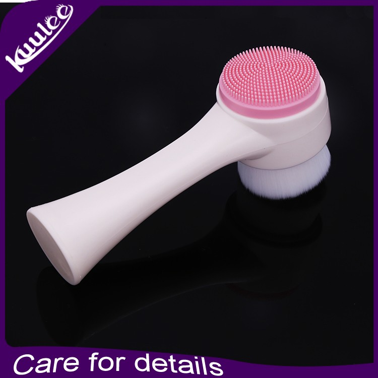 Hot Selling High Quality New Design Fashion Customized Women Makeup Facial Cleaning Brush
