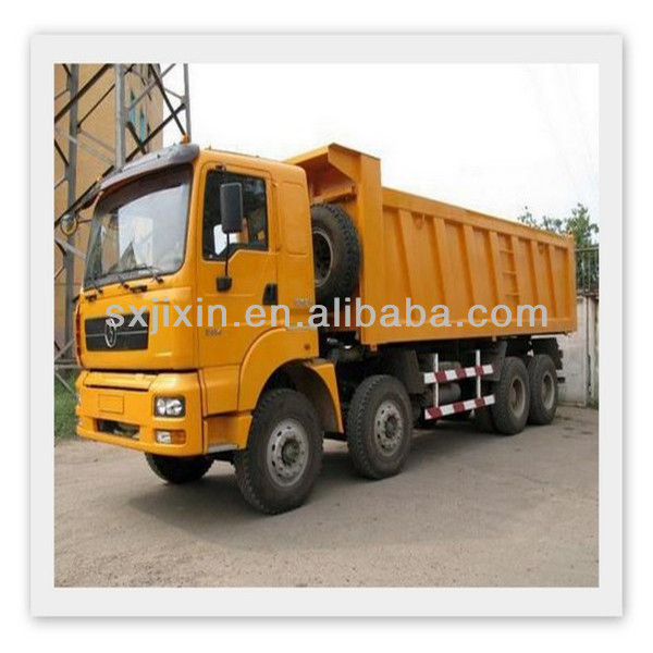 Shacman Dump Truck Not Used Nissan Dump Truck