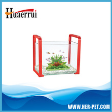 Fashion glass bullet aquarium fish tank for fish, betta fish,toy fish