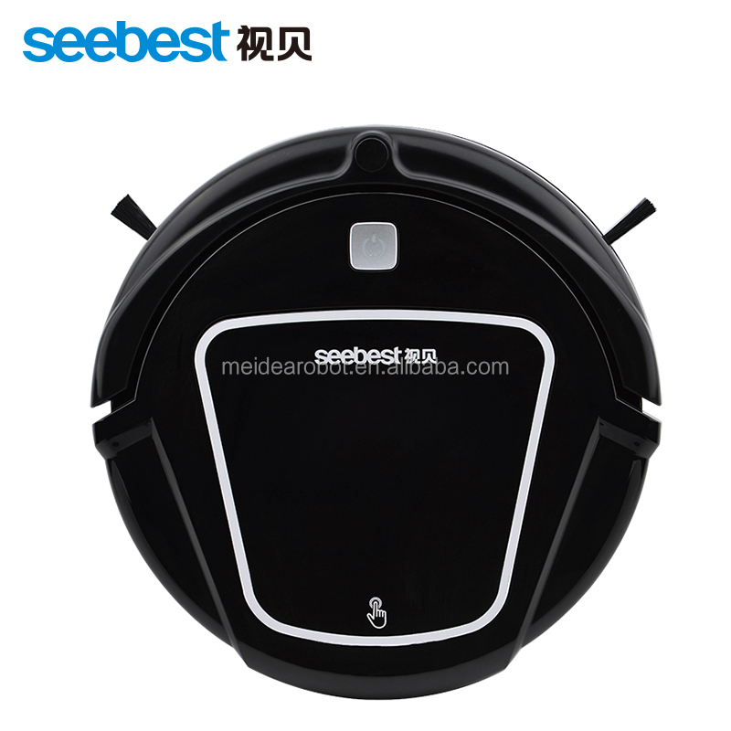 Seebest D720 Powerful and Smart Navigation Ultra-Sonic Robotic Vacuum Cleaner