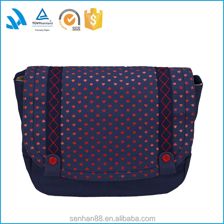 Good quality canvas messenger bags wholesale