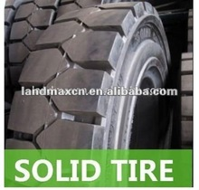 solid forklift tire 7.00-12