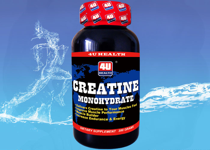 pre workout supplement creatine monohydrate powder