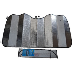 Auto Interior Accessories Aluminium Foil with Customized Printing Car Sunshade